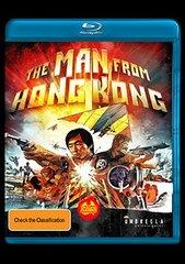Man From Hong Kong Blu-Ray (REGION FREE)