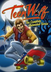 Teen Wolf: The Complete Animated Series DVD