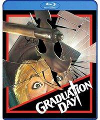 Graduation Day Blu-Ray/DVD