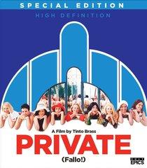 Private Blu-Ray