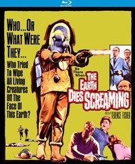 Earth Dies Screaming Blu-Ray