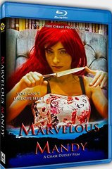 Marvelous Mandy Blu-Ray