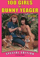 100 Girls By Bunny Yeager DVD