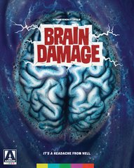 Brain Damage (Limited Edition) Blu-Ray/DVD