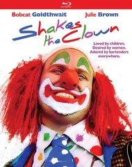 Shakes The Clown Blu-Ray