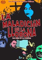 Curse Of La Llorona DVD