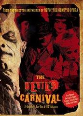 Devil's Carnival Blu-Ray/DVD