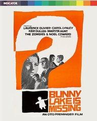 Bunny Lake Is Missing Blu-Ray/DVD (REGION FREE)