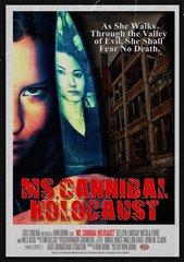 Ms Cannibal Holocaust DVD