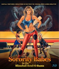Sorority Babes In The Slimeball Bowl-O-Rama Blu-Ray