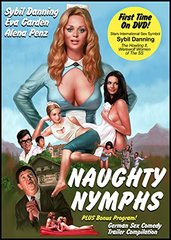 Naughty Nymphs DVD