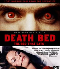 Death Bed: The Bed That Eats Blu-Ray