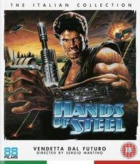 Hands Of Steel Blu-Ray (Region Free)