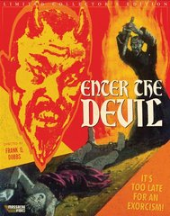 Enter The Devil (Limited Edition Collector's Edition) Blu-Ray/DVD