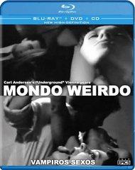 Mondo Weirdo / Vampiros Sexos Blu-Ray/DVD/CD (Limited Edition)