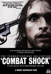 Combat Shock (25th Anniversary Edition) DVD