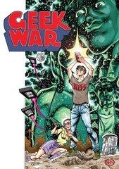 Geek War VHS