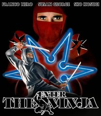 Enter The Ninja Blu-Ray