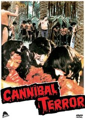 Cannibal Terror DVD