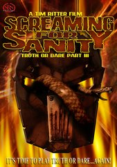 Truth Or Dare III: Screaming For Sanity DVD