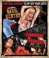 Devil Hunter / Cannibal Terror Blu-Ray