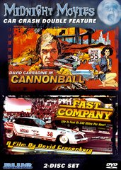 Midnight Movie Volume 6: Car Crash Double Feature DVD