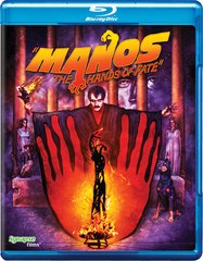 Manos: The Hands Of Fate Blu-Ray
