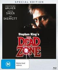 Dead Zone Blu-Ray (Region Free)