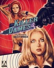 Killer Dames: Two Gothic Chillers By Emilio P. Miraglia Blu-Ray/DVD