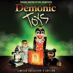 Demonic Toys CD Soundtrack