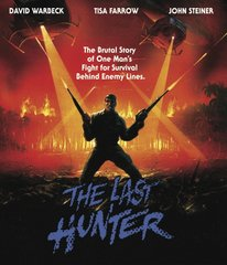 Last Hunter Blu-Ray