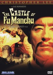 Castle Of Fu Manchu DVD