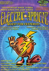 Electric Apricot DVD