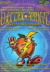 Electric Apricot DVD