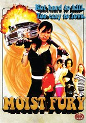 Moist Fury DVD