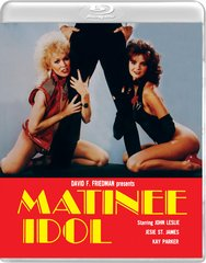 Matinee Idol Blu-Ray/DVD