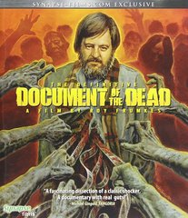 Definitive Document Of The Dead Blu-Ray/DVD