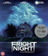 Fright Night Blu-Ray/DVD (Region Free)