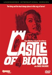 Castle Of Blood DVD
