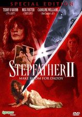 Stepfather II DVD
