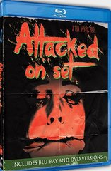 Attacked On Set Blu-Ray/DVD