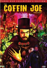 Coffin Joe Trilogy DVD