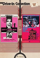 Crypt Of The Living Dead / House Of The Living Dead DVD