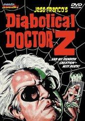 Diabolical Dr Z DVD