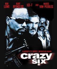 Crazy Six Blu-Ray