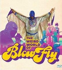 Weird World Of Blowfly Blu-Ray