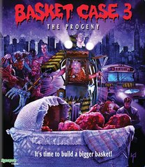 Basket Case 3 Blu-Ray