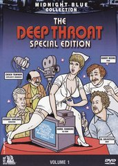 Midnight Blue Colelction Volume 1: The Deep Throat Special Edition DVD