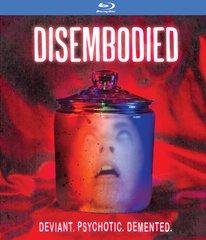 Disembodied Blu-Ray
