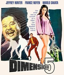 Dimension 5 Blu-Ray